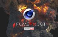 پلاگین جلوه های ویژه FumeFX 5.0.1 سینمافوردی R18 تا R21