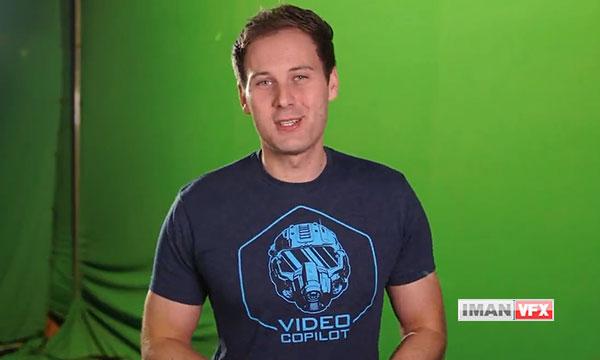 بازگشت اندروکرایمر با سینمافوردی و Nebula 3d