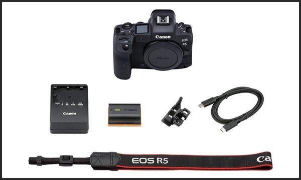 کانن Canon EOS R5 لوازم جانبی