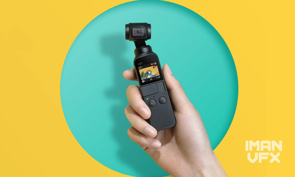 دوربین DJI Osmo Pocket