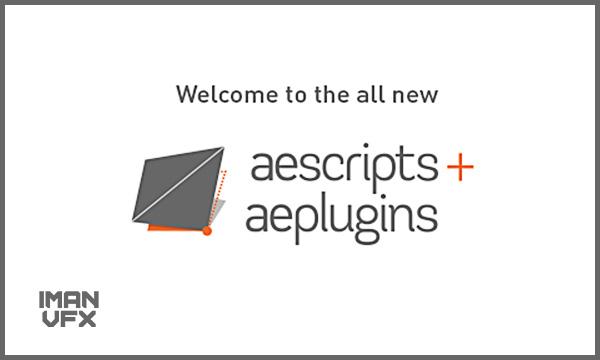 دانلود پلاگین و اسکریپت های افترافکت از Aescripts
