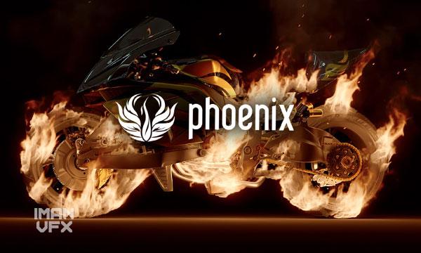 پلاگین جلوه های ویژه PHOENIX FD V4.20 برای تری دی مکس 2021