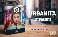 پریست های تصحیح رنگ  Creative LUT presets - Urbanita