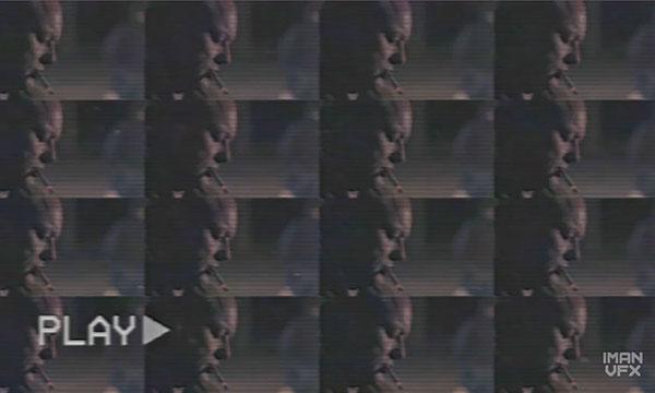 تمپلیت پریمیر پرو با VHS