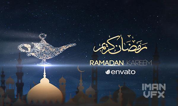 دانلود پروژه آماده افترافکت رمضان