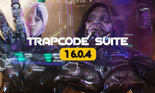 دانلود ردجاینت ترپکد سوئیت Red Giant Trapcode Suite 16.0.4