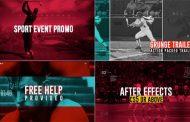 پروژه افترافکت ساخت پروموشن ، تیزر ، وله Event Promo
