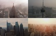 دانلود فوتیج 4k و Full HD نمای هوائی شهر و آسمان خراش