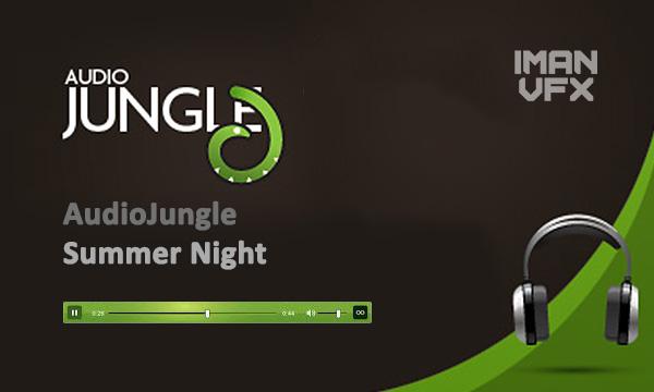 دانلود موزیک آدیو جانگل AudioJungle - Summer Night
