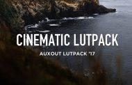 پریست تصحیح رنگ LUT سینماتیک Auxout Cinematic LUT Pack
