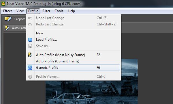پلاگین رفع نویز Neat Video Pro 5.3.0 برای افترافکت