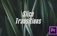 دانلود ترنزیشن پریمیر پرو SLICE TRANSITIONS