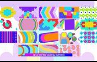 ترنزیشن های فول رنگ موشن گرافیک و تدوین