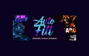 دانلود پلاگین AutoFill v1.1.2 ادوبی افترافکت 2021